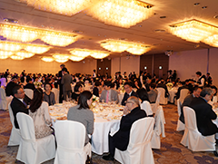 「プレミアムタイム with ギィ・マルタン」新潟清酒とフランス料理のディナーイベントを行いました