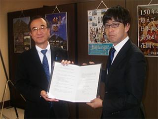 公益財団法人にいがた産業創造機構(NICO)と連携協定を締結し、新潟県花角英世知事を表敬訪問しました!