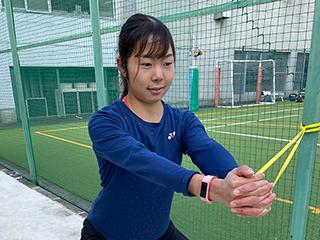 村松千裕選手 2020年12月 活動報告